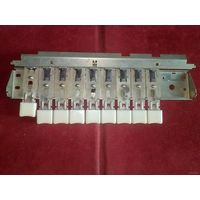 Кнопки клавиши для радиоприемника радиолы