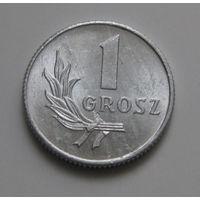 Польша 1 грош 1949