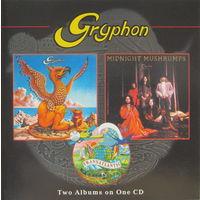 Gryphon - Gryphon (1973) / Midnight Mushrumps (1974) (2 в 1 Audio CD)