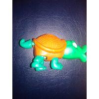 Крокодил в панцире черепахи Чупа Чупс