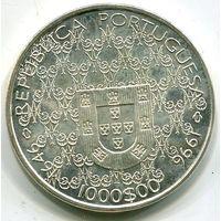 ПОРТУГАЛИЯ - 1000 ЭСКУДО 1996 PADROEIRA