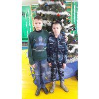Новогодний костюм военный, спецназ