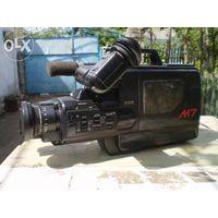 Видеокамера VHS Panasonic М7 под большую кассету