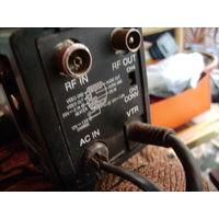 Для видеокамеры VHS Panasonic М7 кейс-20руб.+блок питания-25руб.
