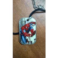 Медальон человек-паук