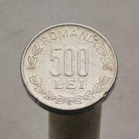 Румыния 500 лей 2000