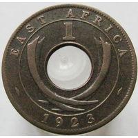 Бр. Восточная Африка 1 цент 1923 (62)