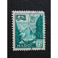 Марокко 1954 г.