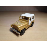 Majorette #268 JEEP, made in France, 1/54