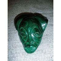 Малахитовая маска