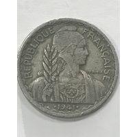 20 центов , 1941 г., Индокитай