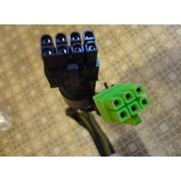 Кабель 8 pin на 6 pin компьютерный новый