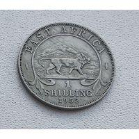Британская Восточная Африка 1 шиллинг, 1952 7-14-7