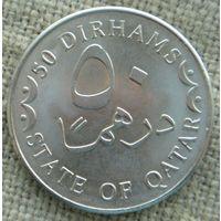50 дирхамов 2012 Катар
