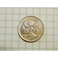 Австралия 5 центов 1971