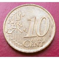 10 евроцентов 1999 Испания #02