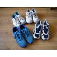 Кроссовки Nike, Reebok