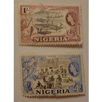 Нигерия.1953.Строительство и архитектура