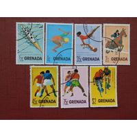 Гренада 1975г. спорт