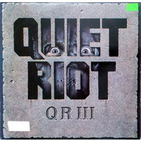 QUIET RIOTQR III1986