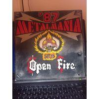 Виниловая пластинка METALMANIA 87(все три винила)