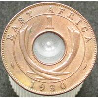 Бр. Восточная Африка 1 цент 1930 (63)