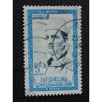 Марокко 1956 г.