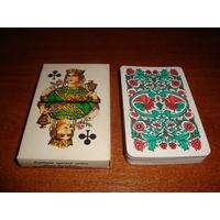 Игральные карты Русский стиль, 1998 г.