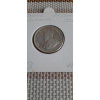 Стрейтс Сетлментс 20 центов 1926