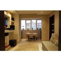Отличная квартира с ремонтом, мебелью и бытовой техникой.