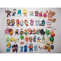 Киндер игрушки, игрушки Чупа чупс и дрругие... Много разных!!! (ЛОТ 2)