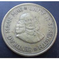 Южная Африка. 1/2 центa 1962