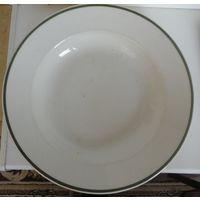 Немецкая тарелка