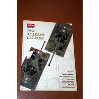 Каталог моделей фирмы ACADEMY 1998 48стр