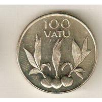 Вануату 100 вату 2008