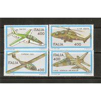 Италия 1983 Авиация