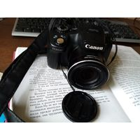 Фотоаппарат Canon PowerShot SX50 HS, Made in Japan.