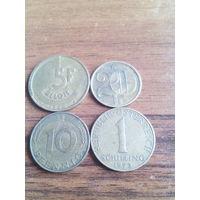Монеты.56