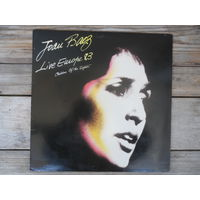Joan Baez - Live Europe 83. Children of the Eighties - Gamma Records, Канада