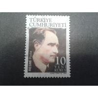 Турция 2007 президент