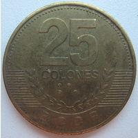 Коста-Рика 25 колон 2007 г. (d)