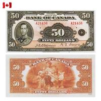 [КОПИЯ] Канада 50 долларов 1935г. (English)