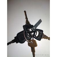 Ключи от автомобиля ГАЗ