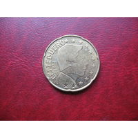 20 центов 2012 года Люксембург (д)