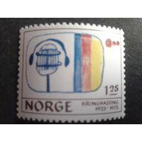 Норвегия 1975 радио
