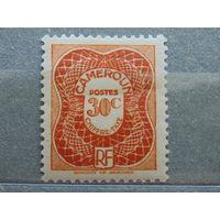 Французский Камерун 1947 г.