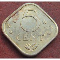 4908:  5 центов 1975 Антиллы