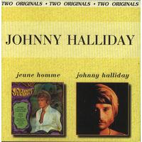 Johnny Halliday - Jeune Homme(1968)/ Johnny Hallyday(1969)