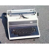 Машинка печатная электрическая.