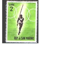 Сан-Марино 1963 Спорт, Олимпиада, Шест